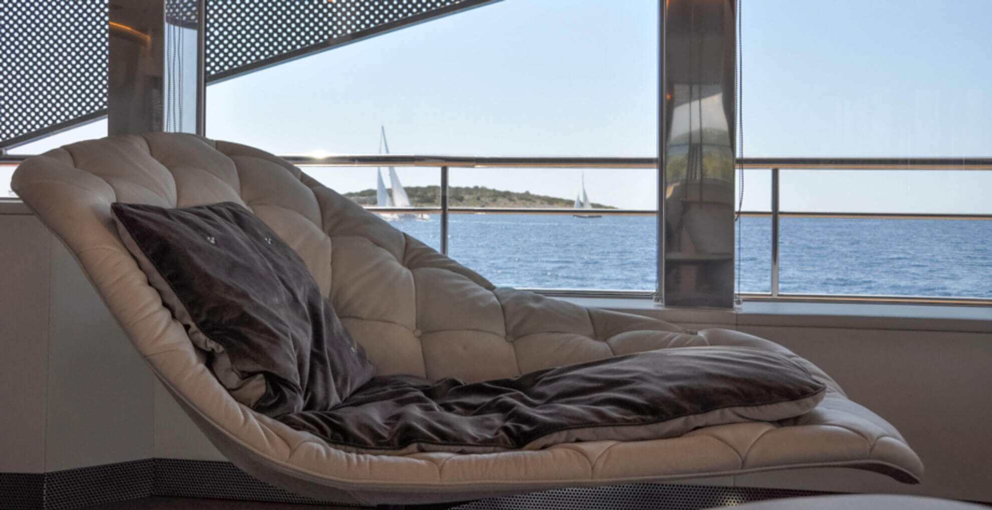 Yacht Lounge Sessel