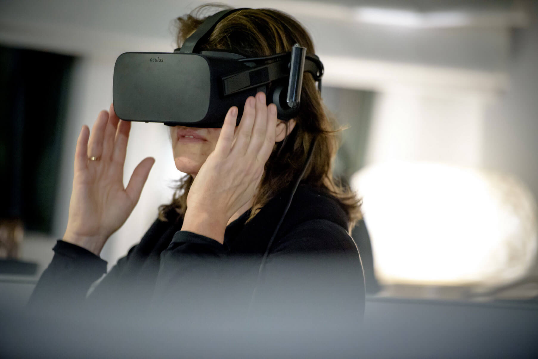 VR-Brille BECKER-wohnen